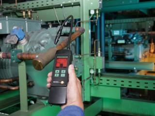 Detectores de fugas de gases refrigerantes